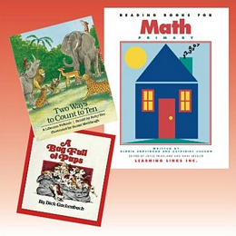 Reading Books for Math Package (K-3) PRM