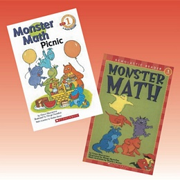 Hello Math Reader Series Level 1 Set PRM1