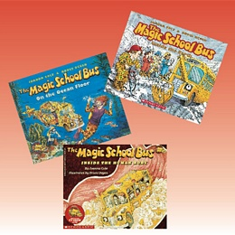 Magic School Bus Classics Series - Collection PSCM2