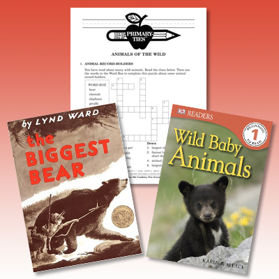 Primary Ties Animals of the Wild PTAD