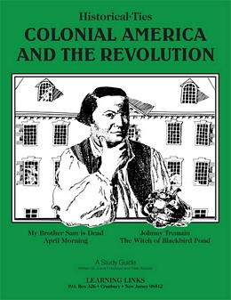 COLONIAL AMERICA AND THE REVOLUTION (Historical-Tie) SCA