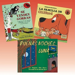 Spanish Picture Books - Set 1 SP1
