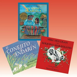 Spanish Picture Books - Set 5 SP5