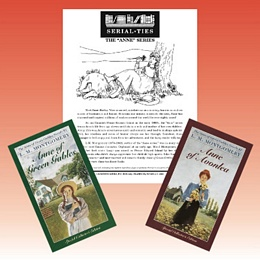 Anne of Green Gables (Serial-Ties Set) STAG