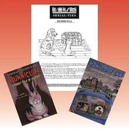 Bunnicula - (Serial-Ties Set) STBA
