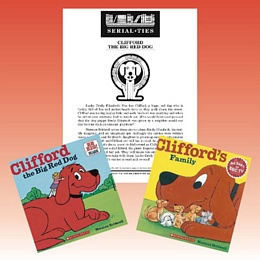 Clifford (Serial-Ties Set) STCD