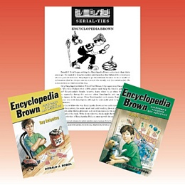 Encyclopedia Brown (Serial-Ties Set) STEB