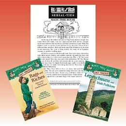 Magic Tree House Fact Trackers (Serial-Ties Set) STMTR