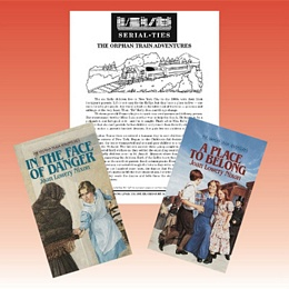 Orphan Train Adventures (Serial-Ties Set) STOT