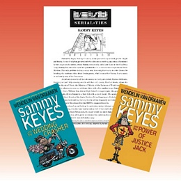 Sammy Keyes (Serial-Ties Set) STSK