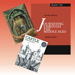 Journey Through the Middle Ages (Thematic Unit Set) THMA
