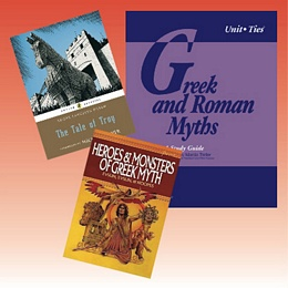 Greek and Roman Myths Basic (Unit-Ties Set) UTM