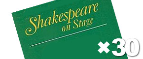 Shakespeare on Stage Class Sets
