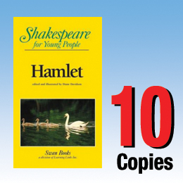 Hamlet (Shakespeare for Young People 10 book set) 10P8001