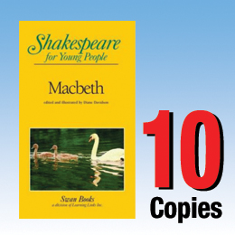 Macbeth (Shakespeare for Young People 10 book set) 10P8004
