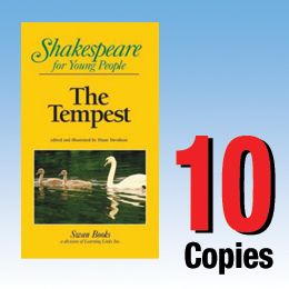 Tempest (Shakespeare for Young People 10 book set) 10P8009