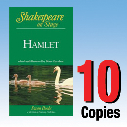 Hamlet (Shakespeare on Stage 10 book set) 10P8022