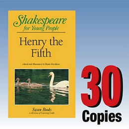 Henry the Fifth (Shakespeare for Young People 30 book set) 30P8002