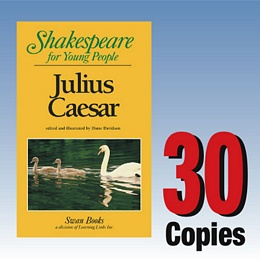 Julius Caesar (Shakespeare for Young People 30 book set) 30P8003