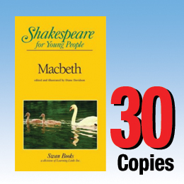 Macbeth (Shakespeare for Young People 30 book set) 30P8004