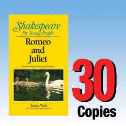 Romeo and Juliet (Shakespeare for Young People 30 book set) 30P8007