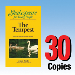 Tempest (Shakespeare for Young People 30 book set) 30P8009