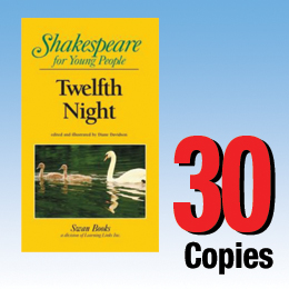 Twelfth Night (Shakespeare for Young People 30 book set) 30P8010