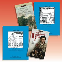 Classics Themed Novel and Nonfiction Studies Collection 8TNSCL