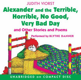 Alexander and the Terrible, Horrible, No Good, Very Bad Day (Audio Book on CD) CD0043W