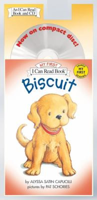 BISCUIT (Book and CD) P8981