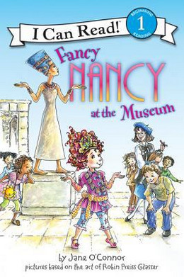 Fancy Nancy at the Museum B8475