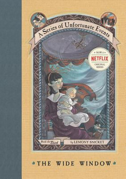 WIDE WINDOW (Hardcover) (SERIES OF UNFORTUNATE EVENTS) BH3606