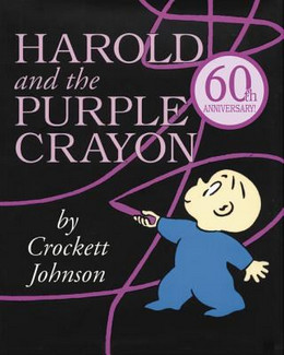 HAROLD AND THE PURPLE CRAYON, Johnson B0705