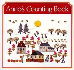 Anno's Counting Book B1410