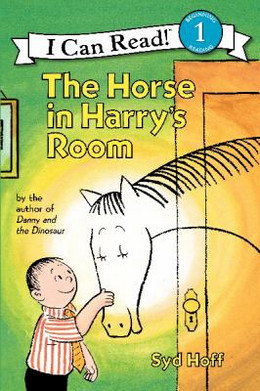 HORSE IN HARRYS ROOM, Hoff B3283
