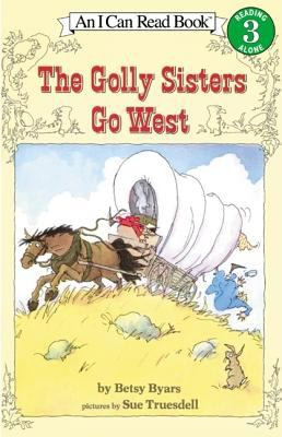 GOLLY SISTERS GO WEST, Byars B1316