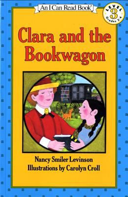 CLARA AND THE BOOK WAGON, Levinson B1963