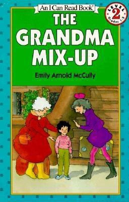 Grandma Mix-Up B1826