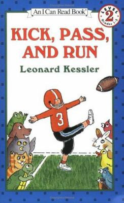 KICK, PASS, AND RUN, Kessler B2730