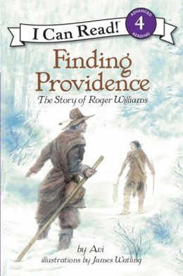 Finding Providence:Roger Williams (ICR) B3445