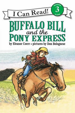 Buffalo Bill and the Pony Express B2732