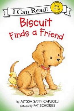 Biscuit Finds a Friend B0213
