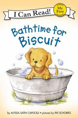 Bathtime for Biscuit B0179