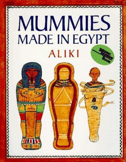 MUMMIES MADE IN EGYPT, Aliki B1327