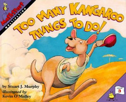 Too Many Kangaroo Things to Do! B2803