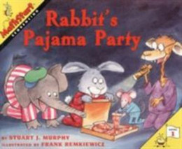 Rabbit's Pajama Party B3368