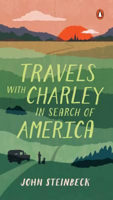 TRAVELS WITH CHARLEY, Steinbeck B0204