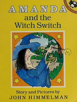 Amanda and the Witch Switch B1429