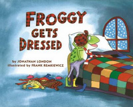 FROGGY GETS DRESSED, London B8193