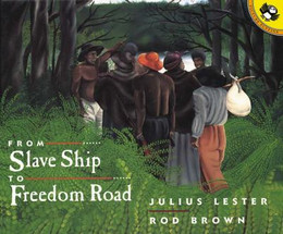From Slave Ship to Freedom Road B3447